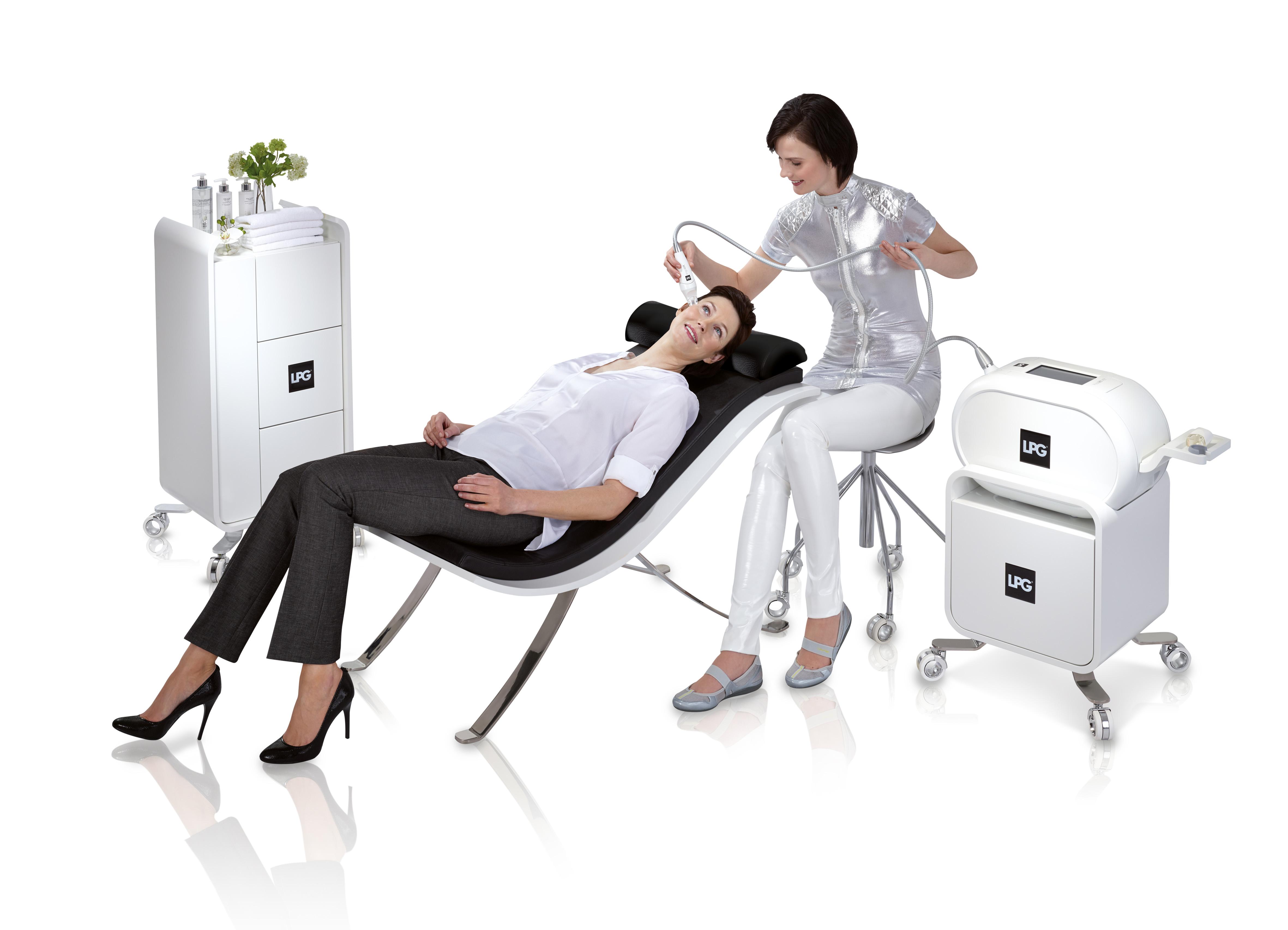 法国美颜仪LPG(Mobilift) 抗衰 面部提升 紧致