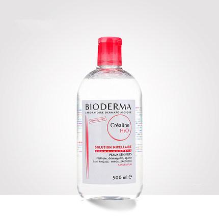 香莹卸妆水500ml粉水洁肤液温和柔肤