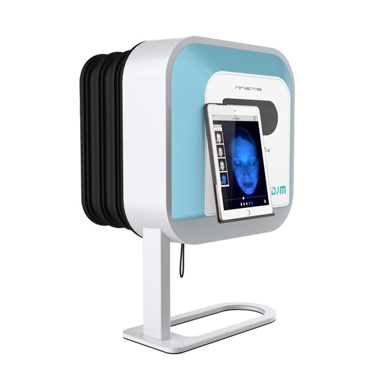 DJM全脸检测仪自我互动神器立现真我 检测仪 皮肤检测仪