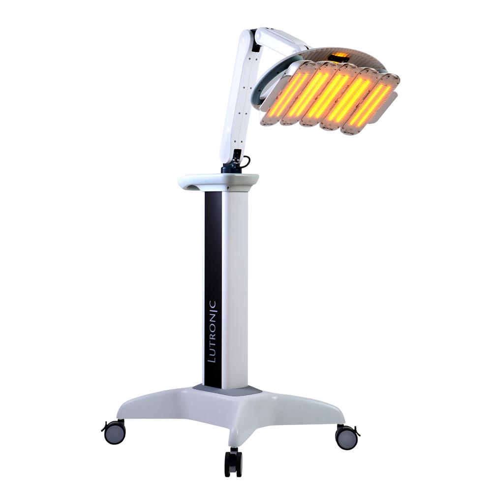 路创丽黄金微针强光治疗仪面部仪器  路创丽 强光