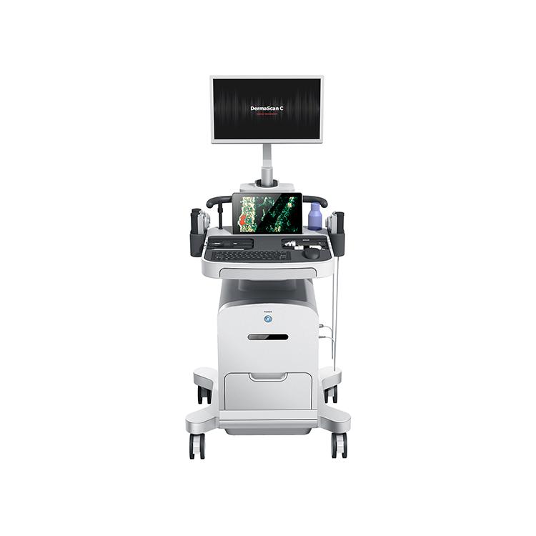 德玛斯高频甚高频皮肤彩超系 德玛斯 皮肤检测 皮肤超声 皮下物质含量检测 病理辅助诊断 全身检测