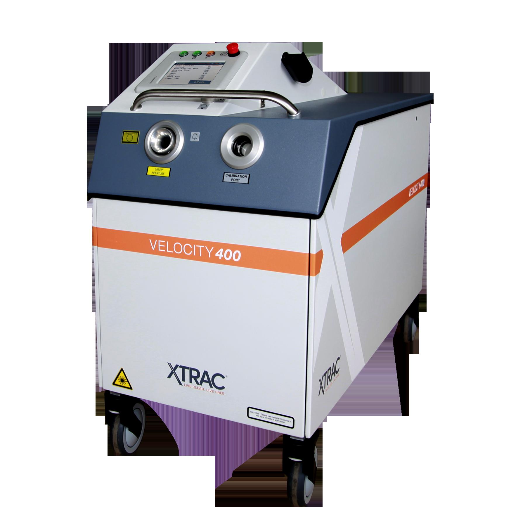 美国XTRAC巅峰准分子激光皮肤治疗系统