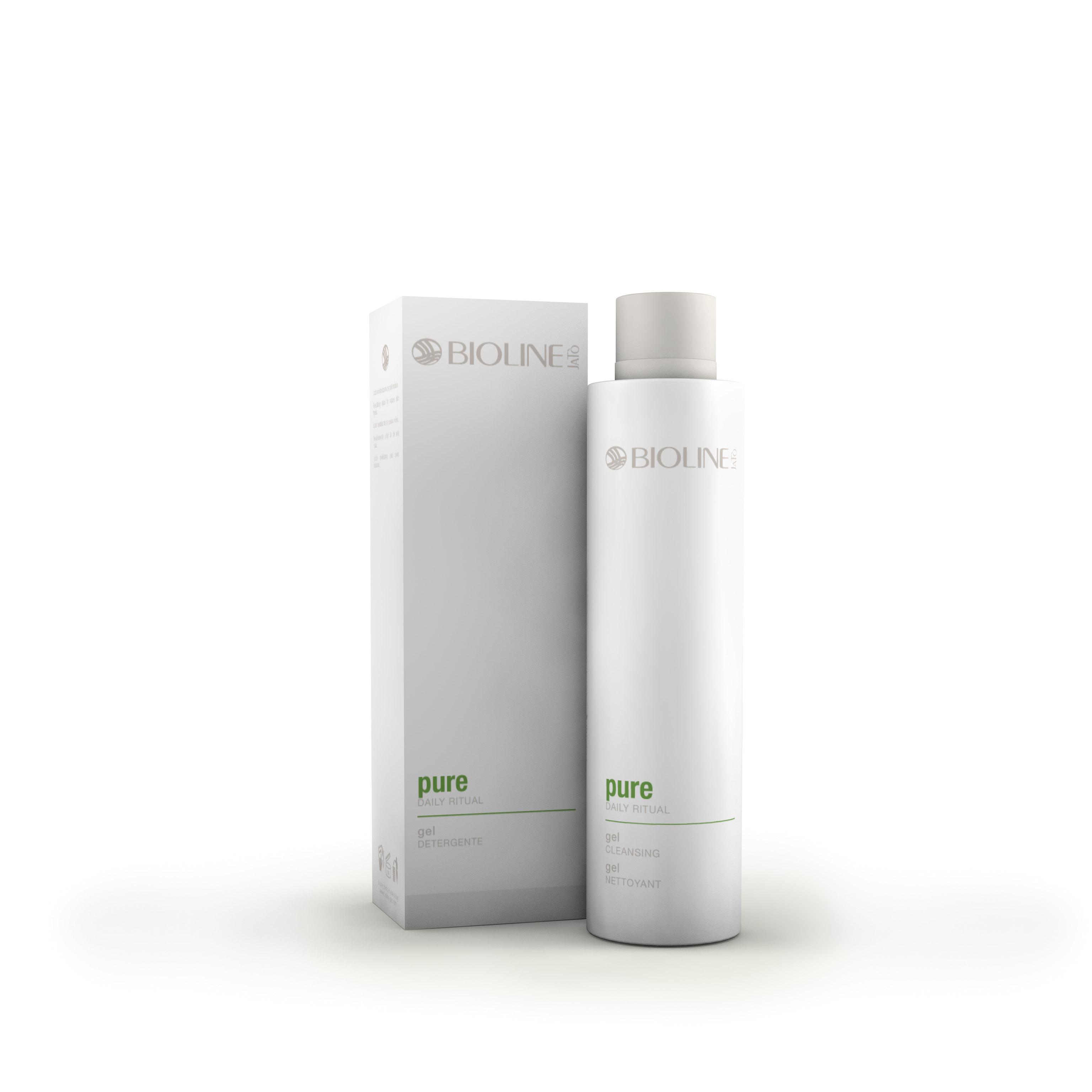 bioline青春净透洁肤胶温和清洁肌肤