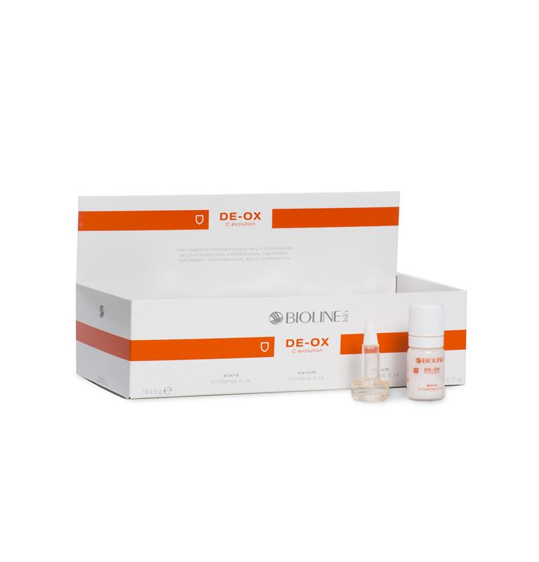 bioline特润维C活力安瓶院装抗氧化保养功效
