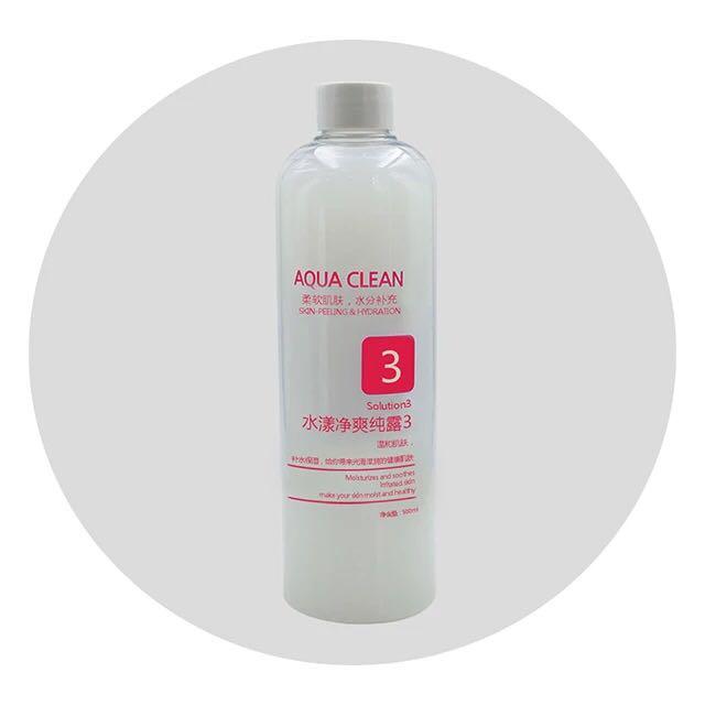 韩国恩盛进口小气泡溶液S3去除角质嫩白皮肤去黑头