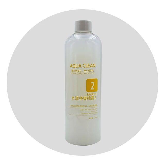 韩国恩盛进口小气泡溶液S2去除角质嫩白皮肤去黑头